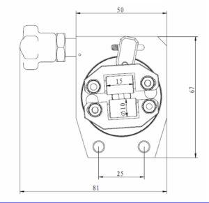 iris guide adjustable wire cemanco