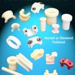ceramics machine parts textile wire aliumina zirconia oxide