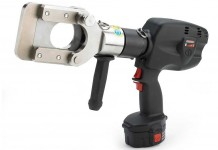 cemanco cembre hand held hydraulic cutter battery operated