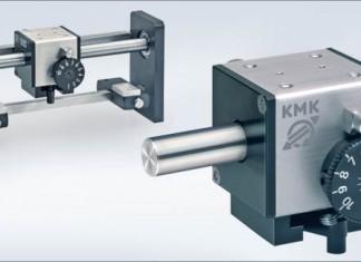 cemanco kmk linear bi-directional gear box traverse spooler spooling reversing