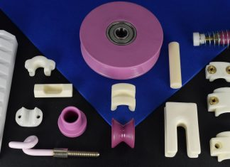 cemanco wire textile medical ceramic wear parts aluminum zirconium alumina zirconia oxide guide eyelet pulley roller snail pig tail slot slit tensioner tension spring jump textile