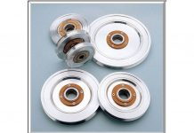 ceramic insert pulleys aluminum oxide custom cemanco