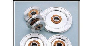 ceramic insert pulleys aluminum oxide custom cemanco wire textile medical
