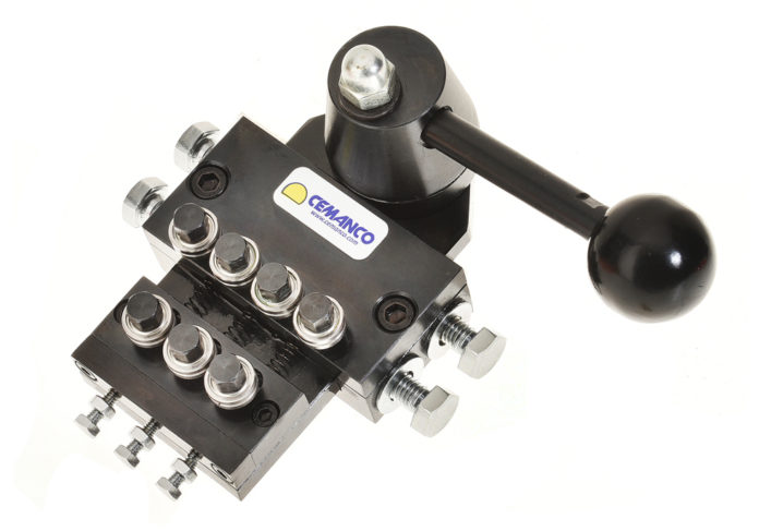 wire straightener seven 7 roller quick release adjustable cemanco