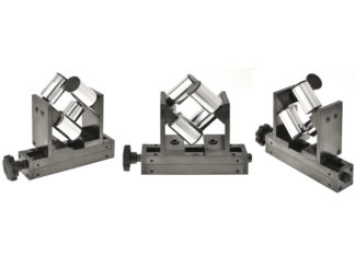 adjustable wire guide 4 four roller 45 degree ° cemanco