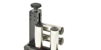 adjustable four 4 roller wire guide cemanco lock