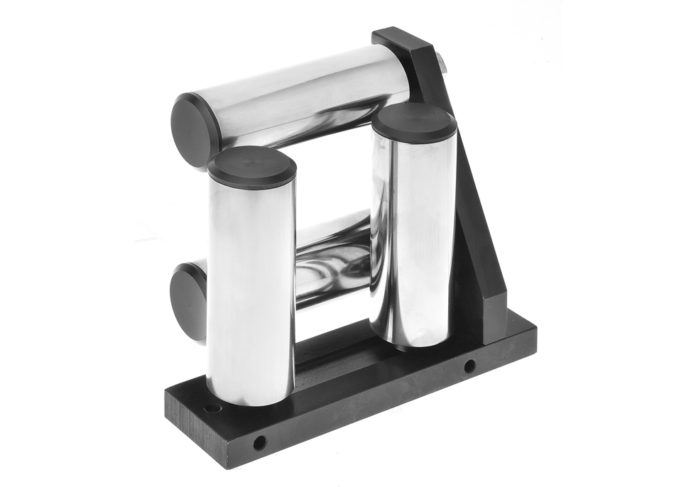 adjustable 4 four roller wire guide cemanco