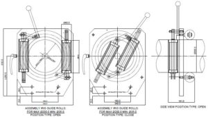 adjustable wire guide iris cemanco