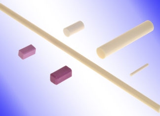 ceramic rods aluminum alumina zirconium zirconia oxide cemanco polished wire medical textile