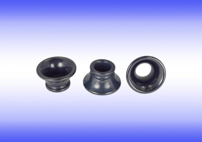 titanium dioxide ceramics cemanco eyelet bushing wear parts textile wire guide medical